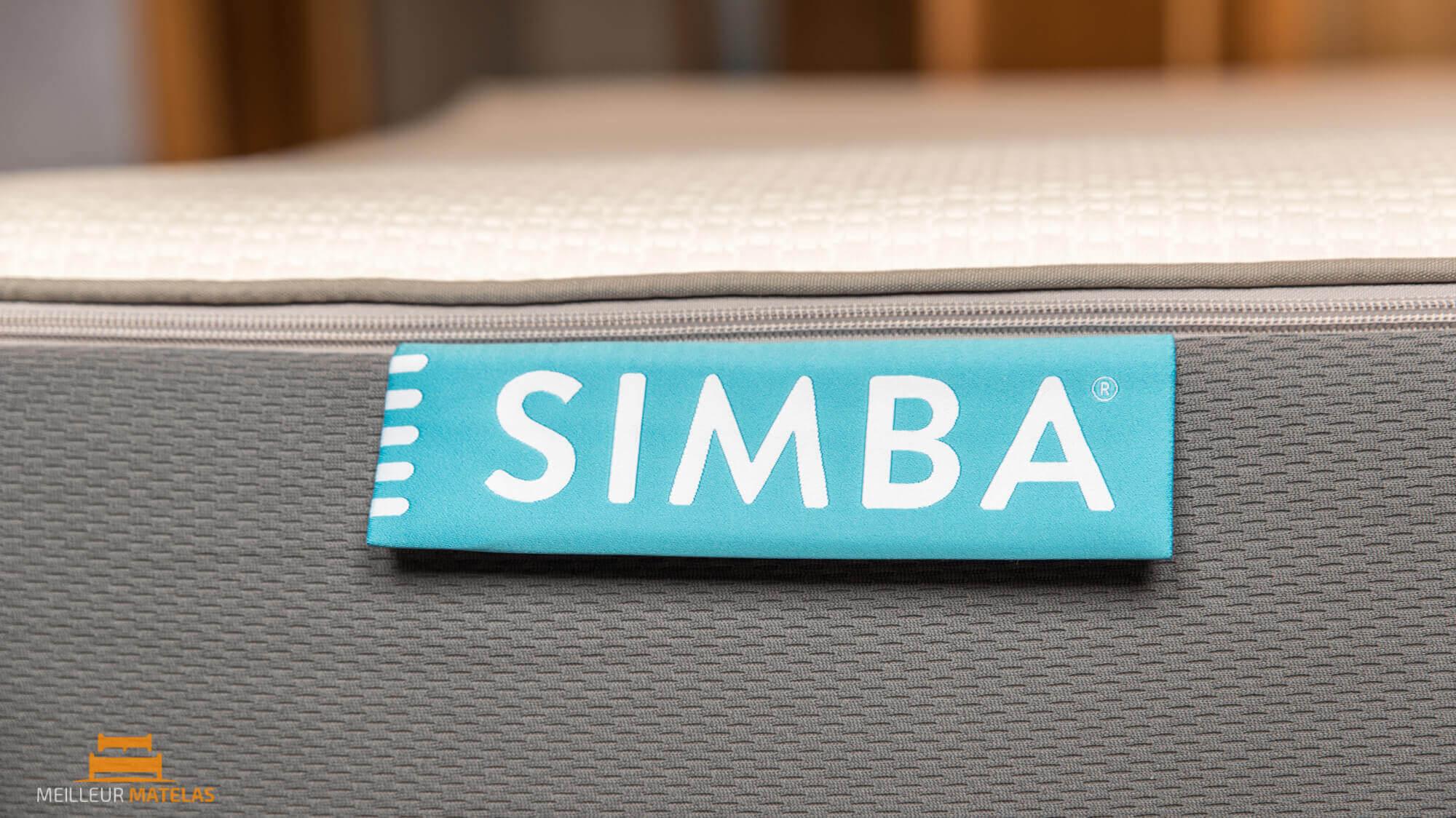 10 de remise sur les matelas chez simba matelas. Black Bedroom Furniture Sets. Home Design Ideas