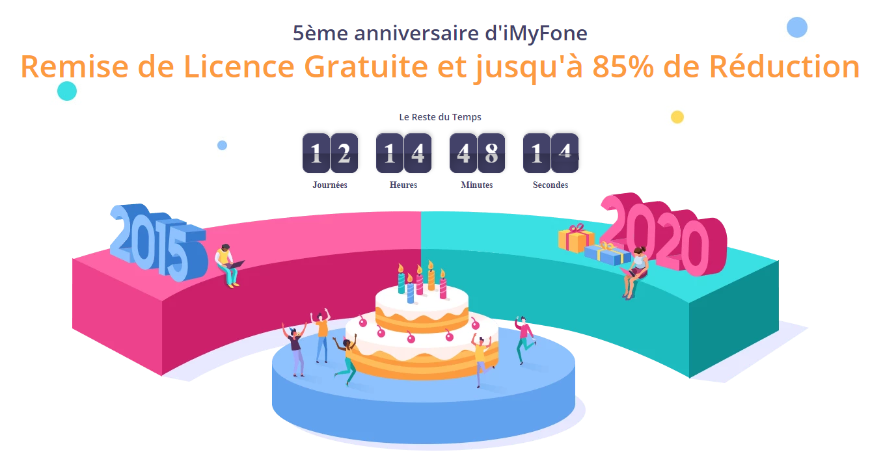 imyphone promotion 85% code promo
