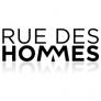 5 € de rabais sur le site Rue des Hommes sans minimum d'achat