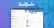 Code Promo Leadfeeder: version d'essai gratuite
